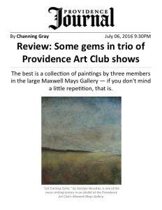 Providence Journal Cover